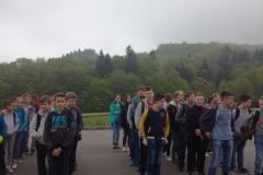 II Młodzieżowy Rajd Pieszy im. Czesława Blajdy