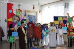 Wigilia szkolna 2016