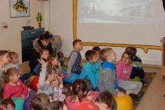 Wizyta przedszkolaków u strażaków